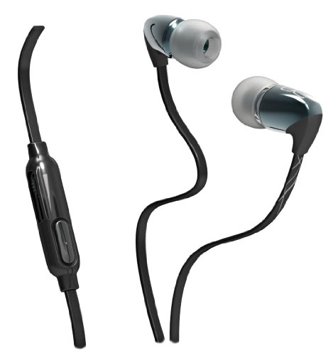 Ultimate Ears Logitech 500vm Noise Isolating Headset - Grey (Discontinued by Manufacturer) (Foam Ears Ultimate)