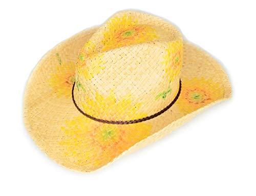 Summer Straw Cowboy Hats...