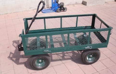 kessler Gardening cart with sidewall,Wheelbarrow,Gardening trolleys