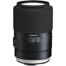 Tamron AFF017C700 SP 90mm F/2.8 Di VC USD 1:1 Macro for Canon Cameras (Black) - International Version
