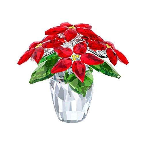 Swarovski Crystal Poinsettia, Large