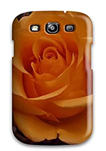 Hot Tpye Flower Case Cover For Galaxy S3
