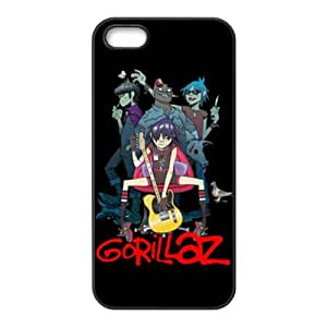 Gorillaz Guitar prince Cell Phone Case for iPhone 5S