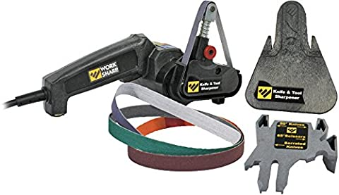 Work Sharp WSKTS Knife and Tool Sharpener - Lawn Boy Replacement Blade
