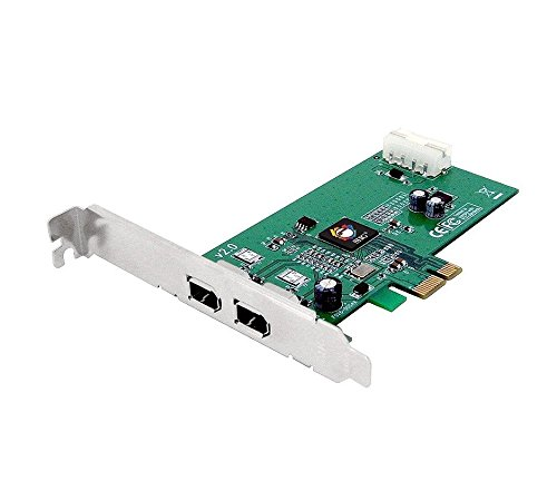 SIIG FireWire 2-Port PCIe (NN-E20012-S2) by SIIG