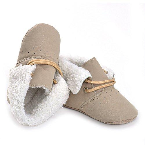 Estamico bebé niños 'Botas sintética zapatillas Talla:6-12 meses