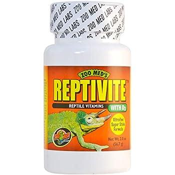 Amazon com : Zoo Med Calcium With Vitamin D3 Reptile Food, 3