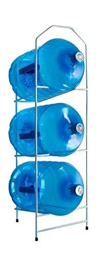 Desconocido Botellero para 3 botellones o garrafas de Agua DE 20 litros u 11 litros -