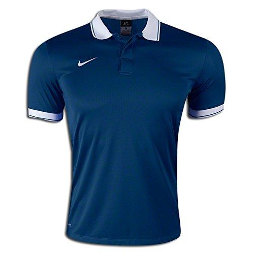 Nike Mens S/S Laser II Futbol/Soccer Jersey Obsidian/White Medium 620895-419