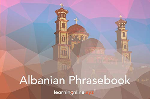 Albanian Extended Phrasebook...
