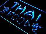 ADV PRO s207-b Thai Food Restaurant Cafe Dinner Neon Light Sign