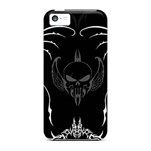 meilz aiaiWaterdrop Snap-on Flying Skull Cases For ipod touch 4meilz aiai