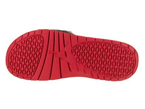 Jordan Nike Mens Hydro V Retro Sandal Universitet Röd / Svart Svart