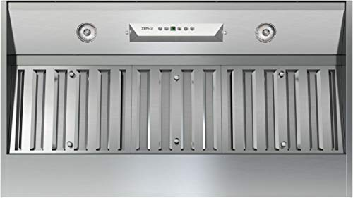 Zephyr AK9234AS Cabinet Insert One-Piece Liner, Stainless Steel (Liner 600 Cfm Stainless Steel)