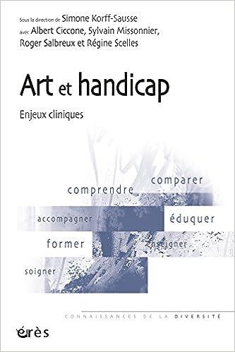 En ligne Art et handicap : Enjeux cliniques epub pdf