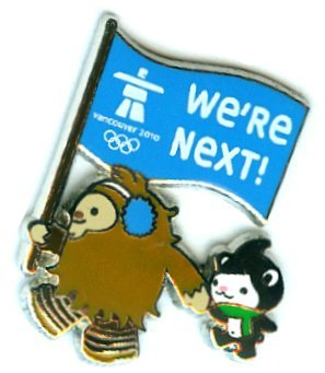 (Vancouver 2010 Olympics - Mascots