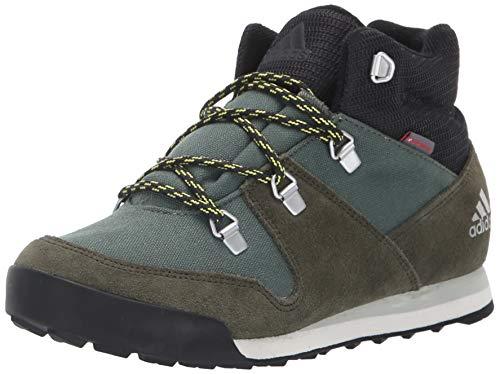 adidas outdoor Unisex CW Snowpitch K, Base Green/Night Cargo