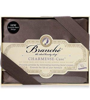 - Branche Charmeuse Case, Driftwood, Queen/Standard 20