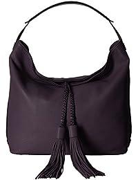 Isobel Hobo Bag, Deep Lavender