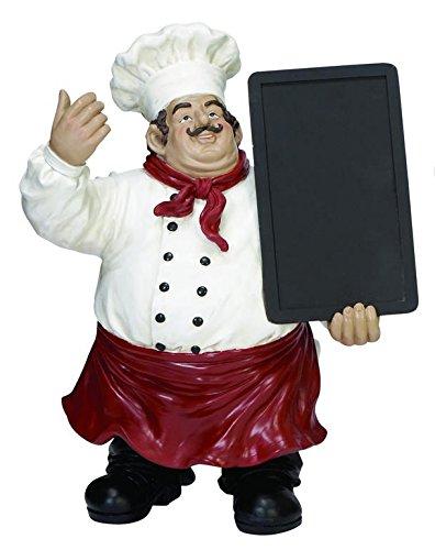 Deco 79 Polystone Chef Chalk Board an Inviting Decor (Chefs Chalkboard compare prices)