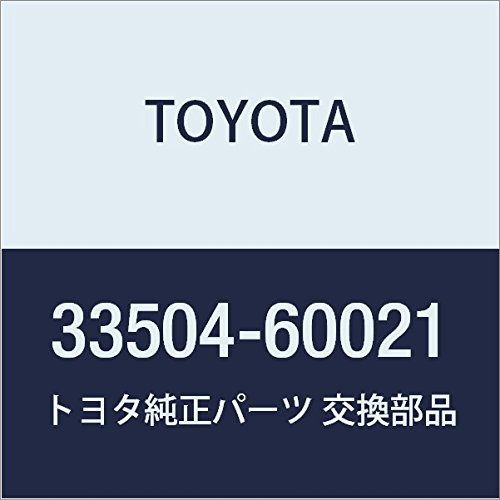 TOYOTA Genuine 33504-60021 Shift Lever Knob Sub Assembly