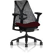 Herman Miller Sayl Task Chair: Tilt Limiter - Adj Lumbar Support - Adj Seat Depth - Fully Adj Arms - Standard...
