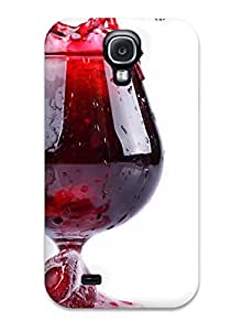 High Quality Shock Absorbing Case For Galaxy S4-drink Food Drink