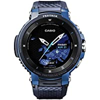 Casio Pro Trek Touchscreen Outdoor Resin Strap Smart Watch