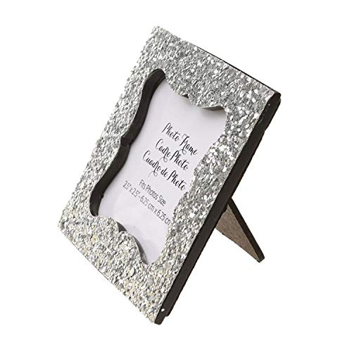 Small Photo Frame with Back Stand Wedding Party