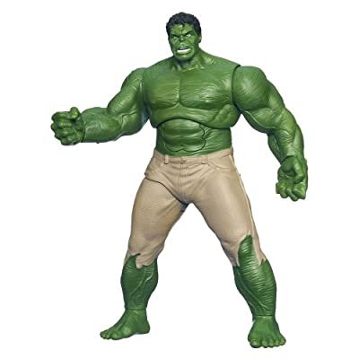 Avengers Power Attack Gamma Strike Hulk 10 Figure from Hasbro