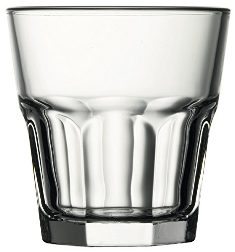Hospitality Glass Brands 52862-024 Casablanca 7 oz. Rocks (Pack of 24), 7 oz. by Hospitality Brands