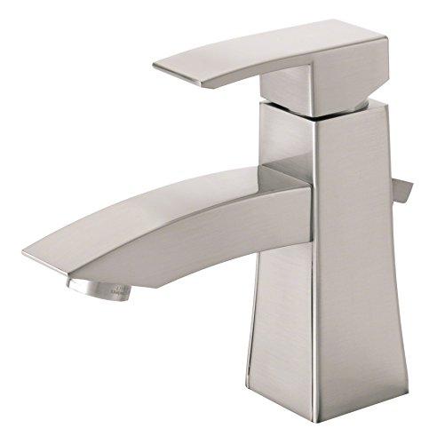 (Danze D222536BN Logan Square Single Handle Lavatory Faucet, Brushed Nickel)