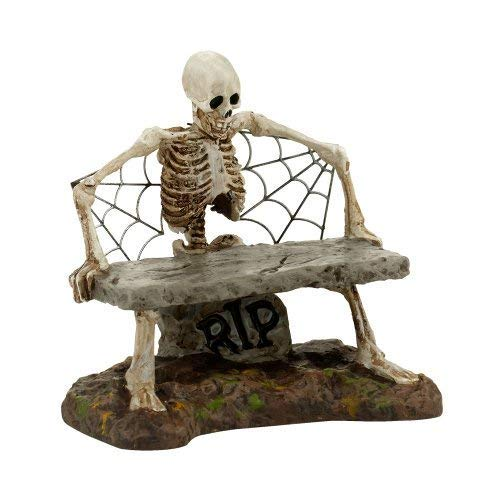 (Department 56 Accessories for Villages Halloween Seat Taken, 1.77)