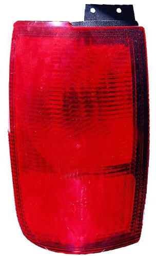Depo 331-1970L-US Lincoln Navigator Driver Side Replacement Taillight Unit without Bulb ()