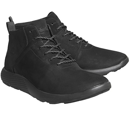 Timberland Trainer Homme Black Sneakers Black Flyroam Leather rSqBEwvr