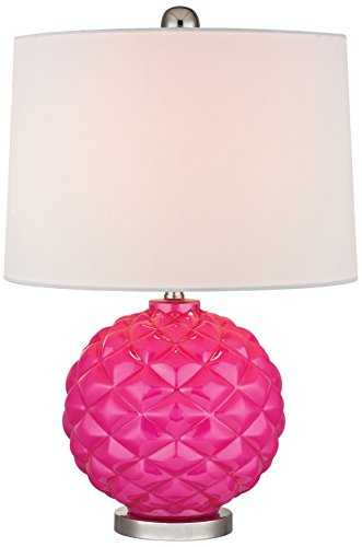 Pink Accent Lamp - 9