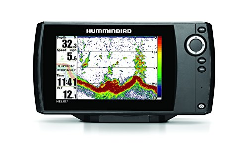 Beam Fishfinder Dual (Humminbird 409790-1 Helix 7 Fishfinder with Dual Beam Plus Sonar)