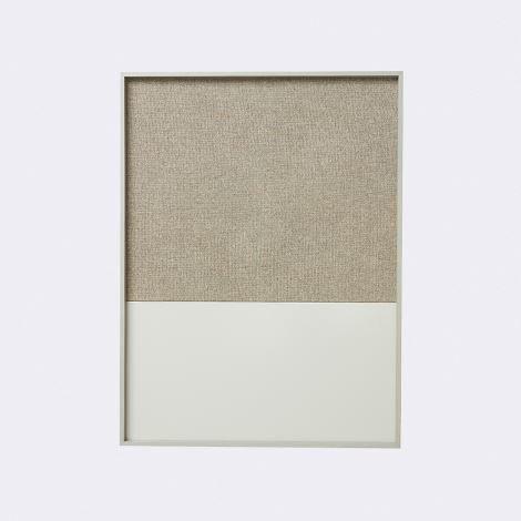 Ferm Ferm Ferm Living Frame Pinboard - Grau - Small 7321df