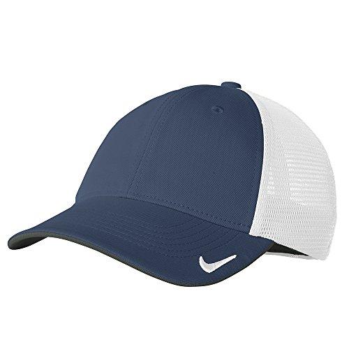 Navy Swoosh Flex Hat - 7