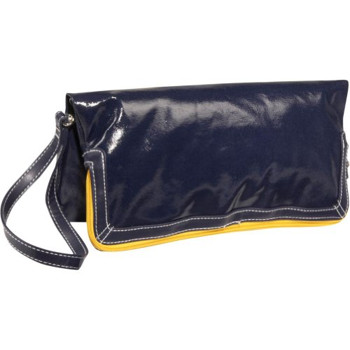 Clava Wellie Foldover Clutch