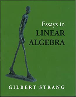 Book Essays in Linear Algebra