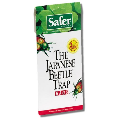 (Safer Brand 00102 Japanese Beetle Trap Replacement Bags)