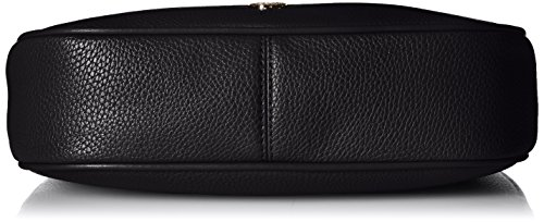 Klein Black a Crossbody Anne Mm Black Hinge OR6Rq