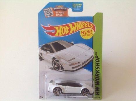 Hot Wheels 2015 HW Workshop '90 Acura NSX 218/250, - Acura Hot Wheels Nsx