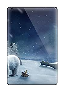 New Arrival Case Cover With UzanLXY18221ffClh Design For Ipad Mini/mini 2- Polar King