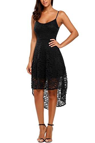 formal spaghetti strap dress - 9