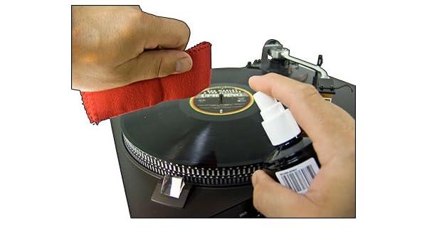 Líquido Spray Limpiador Antiestático para discos de Vinilo / Ref ...