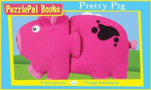 Read Online PuzzlePal Board Books: Pretty Pig ebook