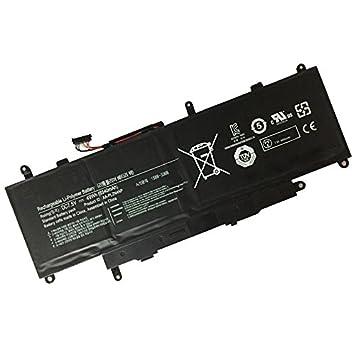 AA-PLZN4NP batería del Ordenador portátil para Samsung ATIV Pro XE700T1C XQ700T1C-A52 XE700T1A 1588-3366 Tablet(7.5V 49Wh 6540mAh): Amazon.es: Electrónica