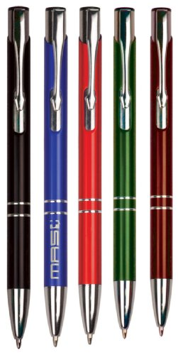 Personalized Trimmed Laserable Pen - BRAND NEW ()